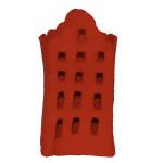 LaureTixier_Plaid House, maquette échelle 1/10, feutre, 2007-2010