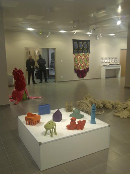 Arsenic& belles dentelles, Pierrefittes, Musexpo, 2013