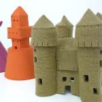 LaureTixier_Plaid Houses, maquettes, feutre