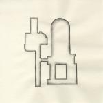 LaureTixier_Map with a view, Kilmainham Gaol, Dublin, Ireland
