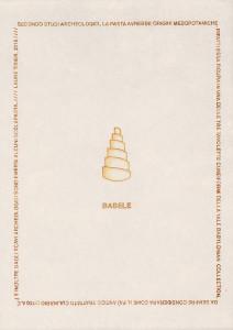 Laure Tixier, Pasta Babele, aquarelle sur papier velin, 25 x 35 cm, 2018